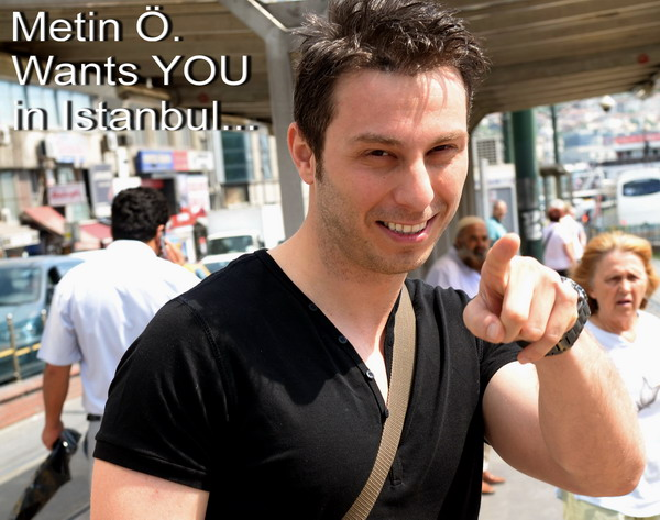 Metin-wants-you