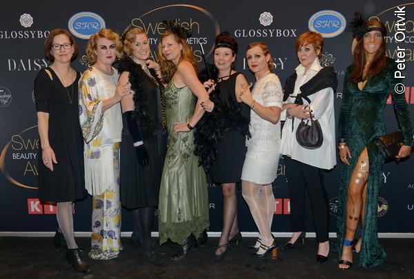 swedish beauty awards 2015 vinnare