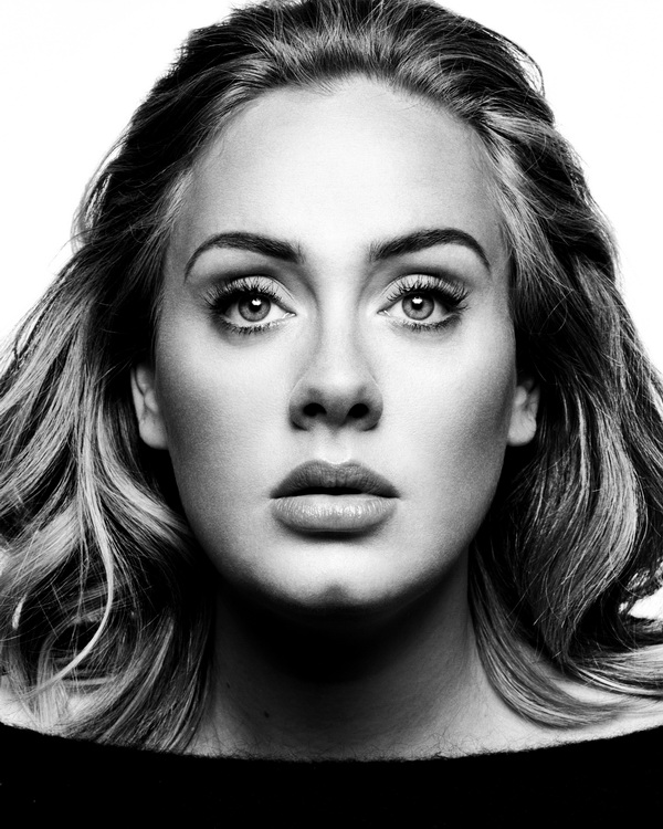 Adele-portrait